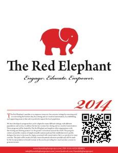 2014 Catalogue front