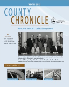 County Chronicle Winter 2013 Nov 26